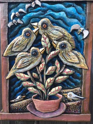 Bird Tree 8