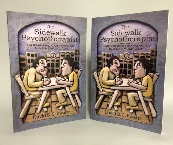 David schwarts commission two books
