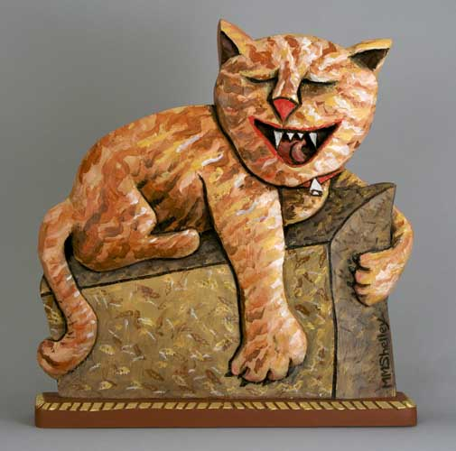 Commission Cat