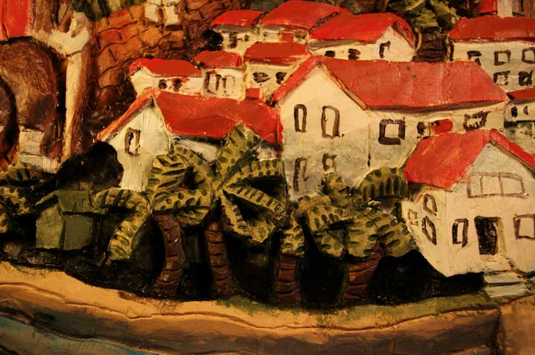 Croatia detail houses
