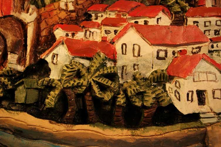 Croatia detail houses