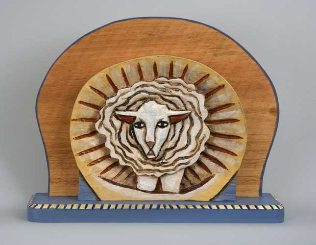 Sheep Icon 23
