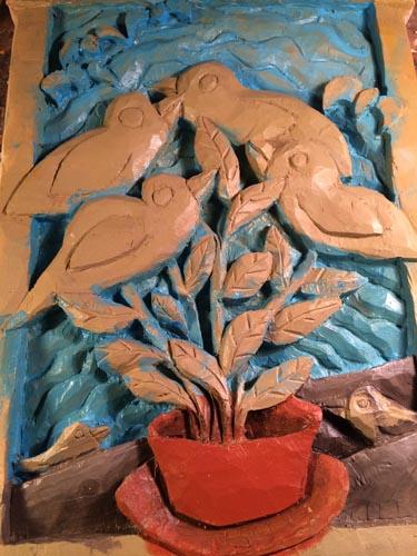 Bird Tree 6
